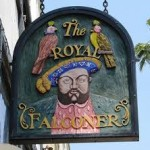 10  The Royal Falconer